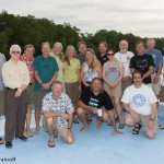 Old friends from dives past